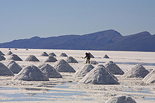 Picture Uyuni Salt Flats Tours (1 Day), Bolivia. Tours en , Bolivia