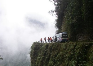 Picture Worlds Most Dangerous Road Tours, Bolivia. Tours en , Bolivia