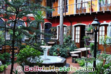 Imagen Grand Hotel Bolivia En Sucre