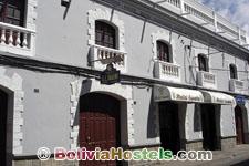 Imagen Hostal España Bolivia Hotel En Sucre