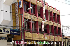 Imagen Hotel Copacabana Bolivia En Santa Cruz