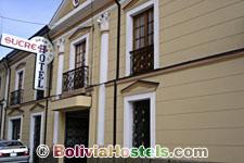 Imagen Hotel Gran Sucre Bolivia En Oruro