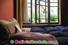 Imagen The Point Hostel, Bolivia. Hotel en La Paz Bolivia