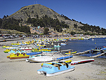 Copacabana Travel Guide, Bolivia