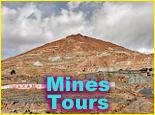 Silver Mines tours in Potosi, Bolivia